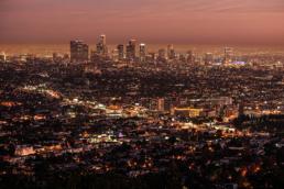 Downtown LA, CA - USA