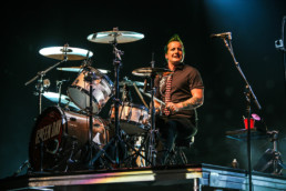 TRÉ COOL (GREEN DAY), Bologna - ITALY 2013